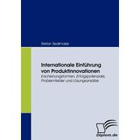 Internationale Einfuhrung Von Produktinnovationen