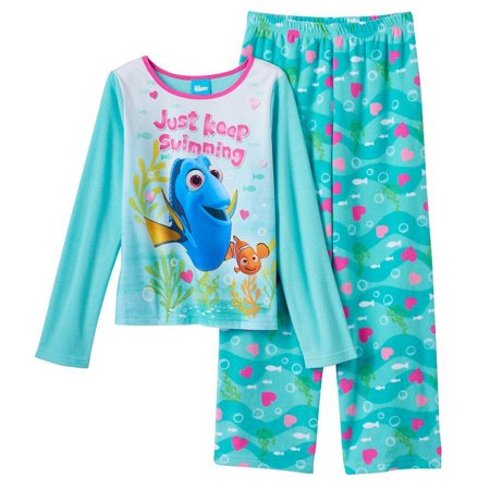 Dory Nemo (Finding Dory Nemo Girls Fleece)