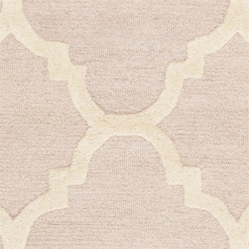 "Safavieh Cambridge 2'6"" X 6' Hand Tufted Wool Rug - image 1 of 3"