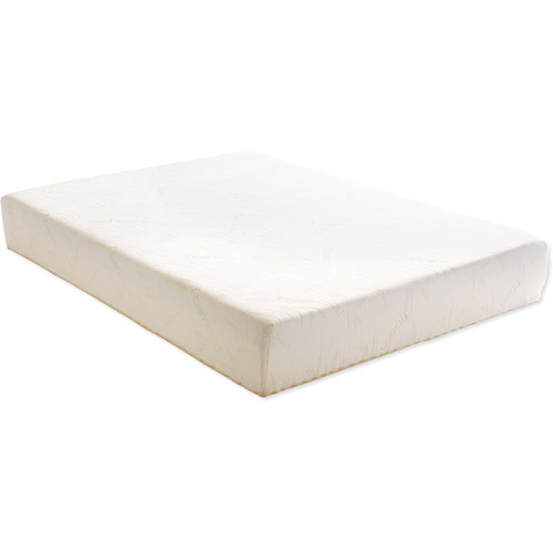 Aerus Natural 10'' Eco-Friendly Memory Foam Mattress - Walmart.com