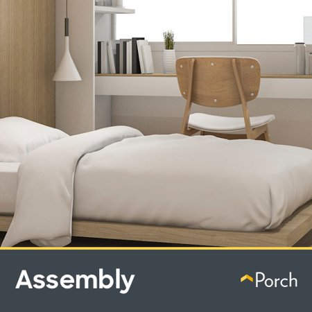 Bed Assembly - Murphy Bed by Porch Home Services
