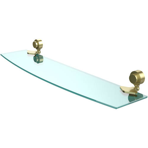 """Venus Collection 24"""" Glass Shelf (Build to Order)"""