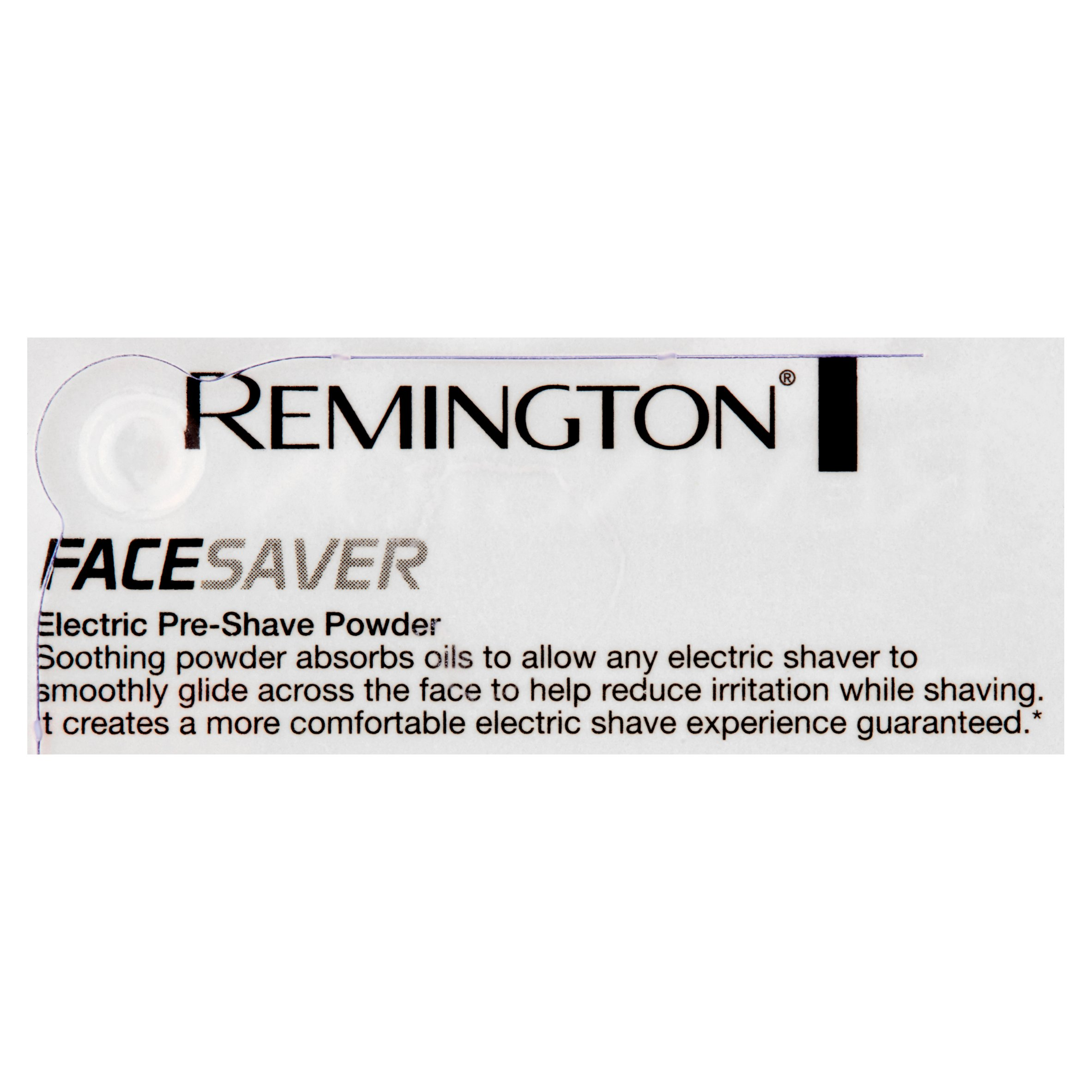 Remington Face Saver Pre Shave Powder Stick Prevent Shave