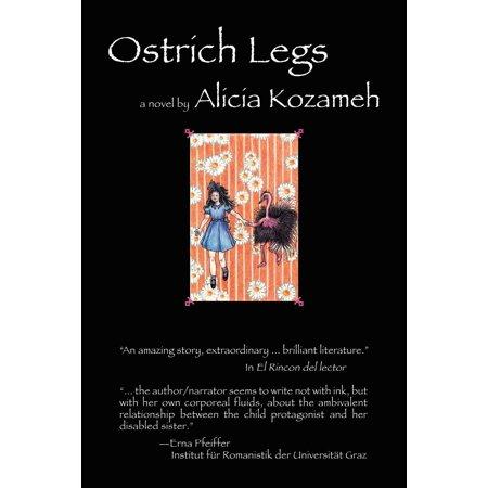 Ostrich Legs - eBook - Genuine Ostrich Leg