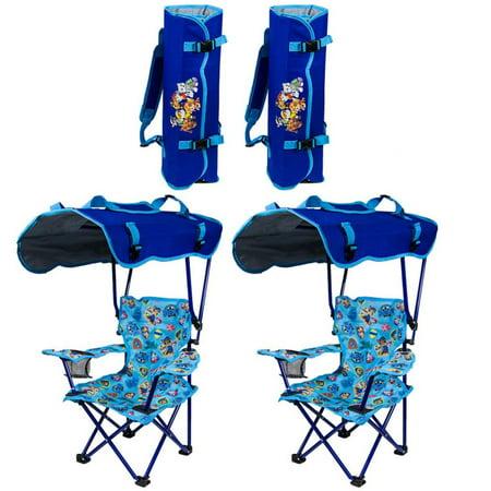 Kelsyus Kids Paw Patrol Portable Folding Kid S Canopy