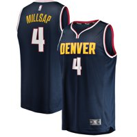 Paul Millsap Denver Nuggets Fanatics Branded Fast Break Player Jersey - Icon Edition - Navy