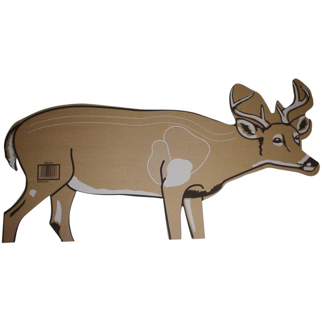 Weaknecht Archery Cardboard Deer Target 25 pk. by Weaknecht