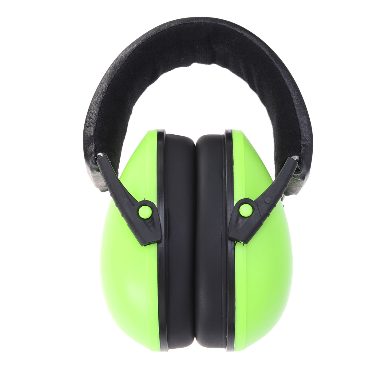 Baby Hearing Protection Earmuff Noise Cancelling Ear Muffs for Sleep Play Study(Green)
