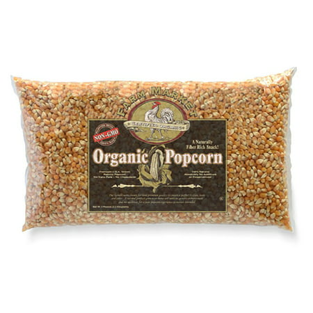 Great Northern Popcorn 5 lb. All Natural Yellow Gourmet Popcorn
