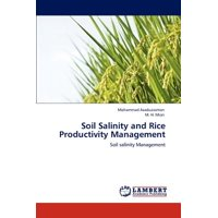 Soil Salinity and Rice Productivity Management