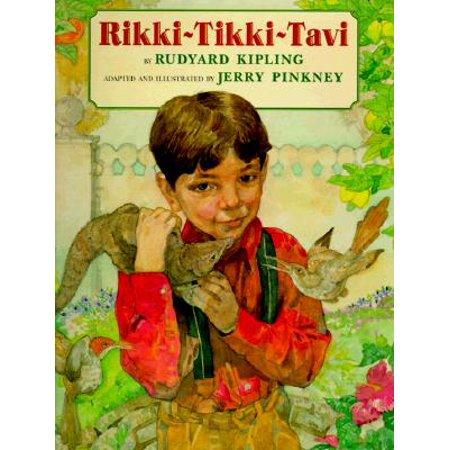 Rikki-Tikki-Tavi (Rikki Tikki Tavi Lesson Plans Middle School)