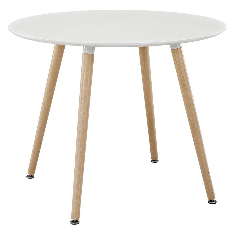 Modway Track Round Dining Table by Modway