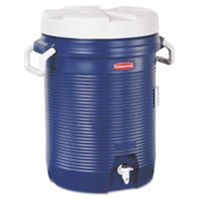 Rubbermaid Home Products 325-1841000 5 gal. Water Cooler, Modern Blue