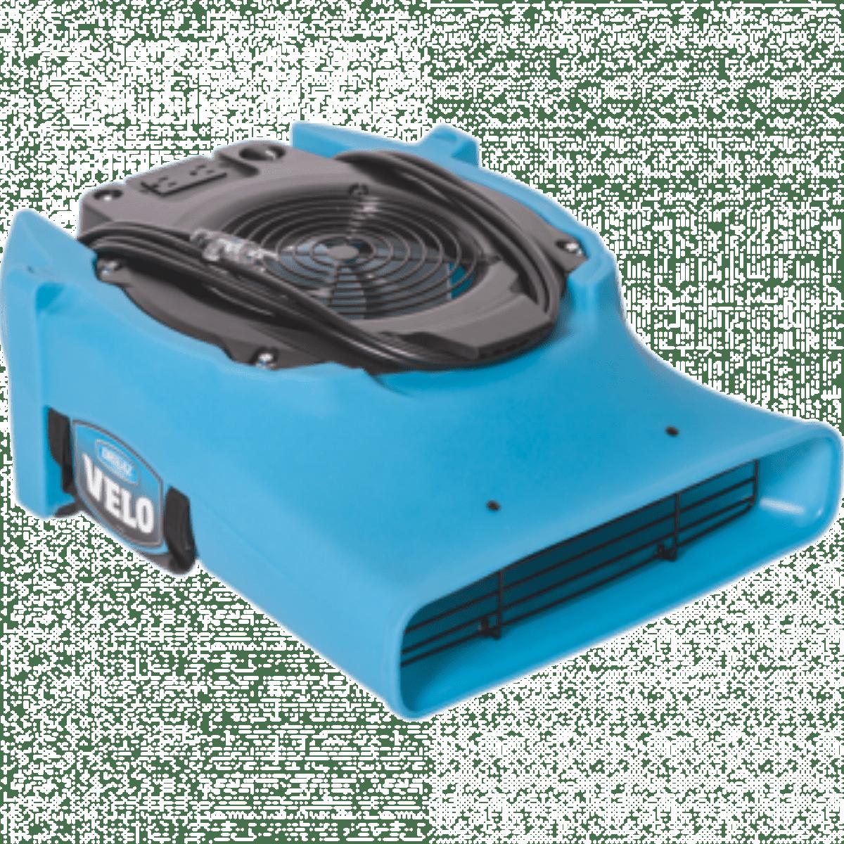 Dri-Eaz F504 Velo Slimline Floor Dryer, 120V Power