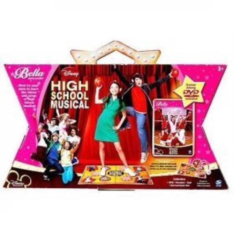 Spin Master Bella Dancerella Dance Mat: Disney High Schoo...