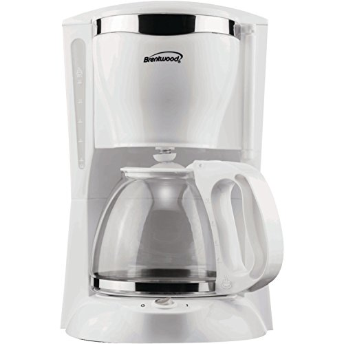 BRENTWOOD BTWTS216W Brentwood TS-216 12-Cup Coffee Maker