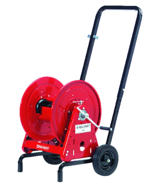 Reelcraft 600965 Hose Reel and Cart Package by Reelcraft