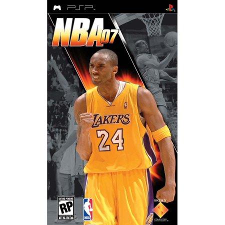 NBA 2007 - Sony PSP ()