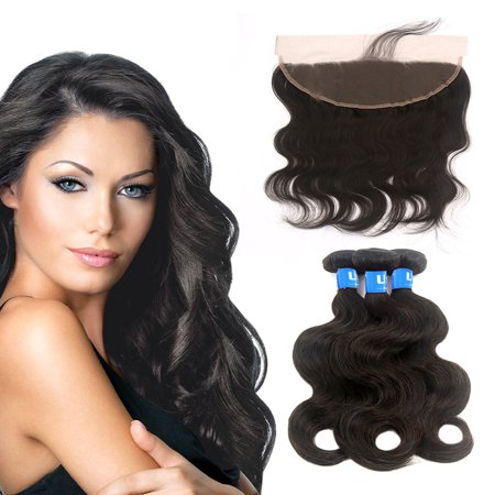 Sensationnel Body Wave (Unique Bargains Body Wave Human Hair 16