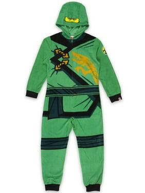 Lego Ninjago Union Suit Pajamas(Little Boys & Big Boys)