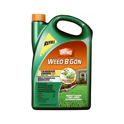 Scotts Ortho Roundup 0449010 Weed B Gon Plus Crabgrass Control, 1.33-Gal. Ready-to-Use Refill