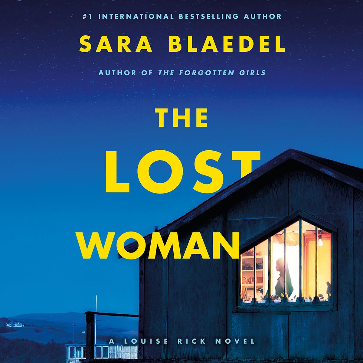 The Lost Woman - Audiobook