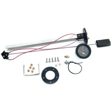 Fuel Sender Gasket (Sierra 56948P Black Fuel Gauge and Sender Kit with Gasket and Mounting Screws)