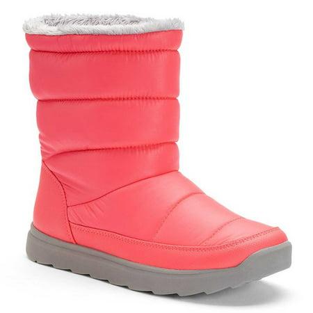 Tek Gear Women's Tall Puff Winter Boots