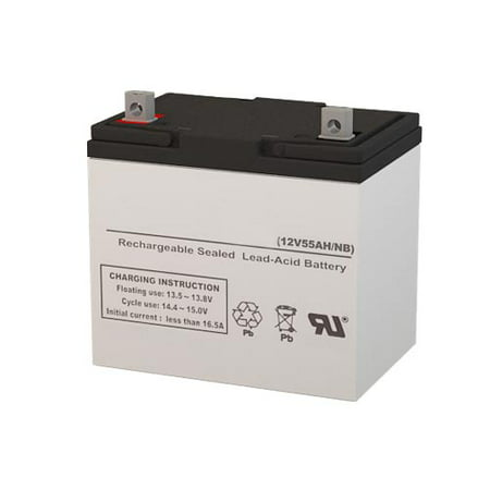 Best Battery SLA12550 NB Battery Replacement (12V 55AH