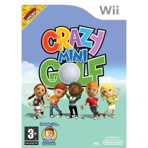 Crazy Golf (Wii) - Pre-Owned