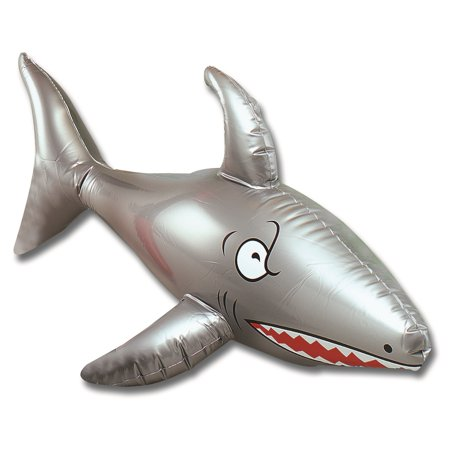 Bristol Novelty Inflatable Shark - image 1 of 1