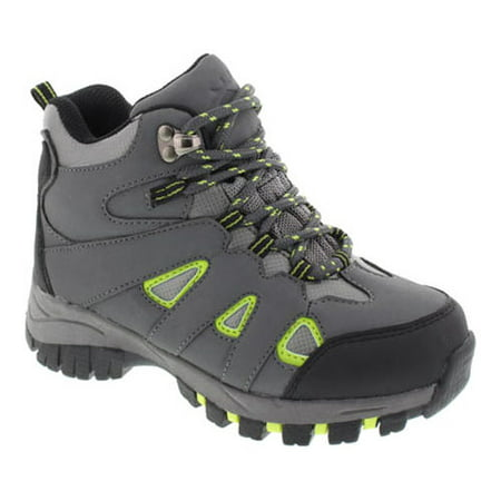 Boys' Deer Stags Drew Hiking Boot Grey Hiking Boots
