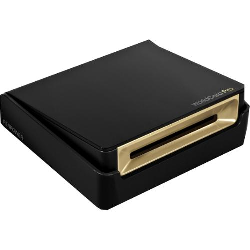 Penpower WorldCard Pro Card Scanner - 600 dpi Optical - USB