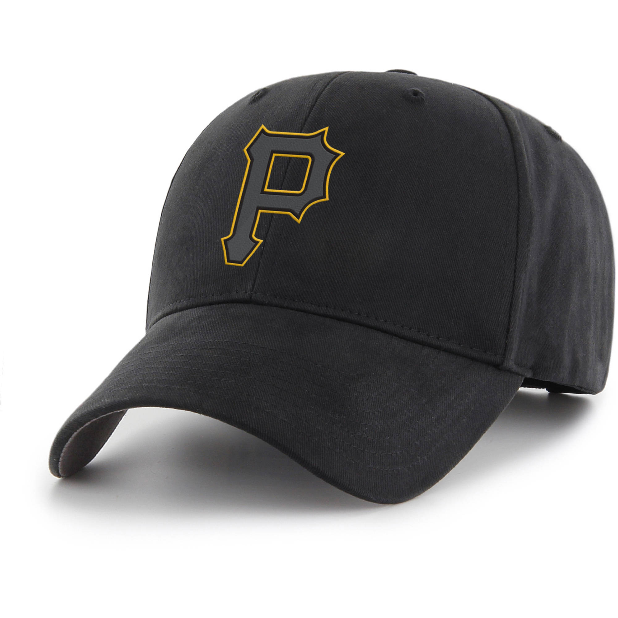 MLB Black Mass Basic Adjustable Cap/Hat by Fan Favorite