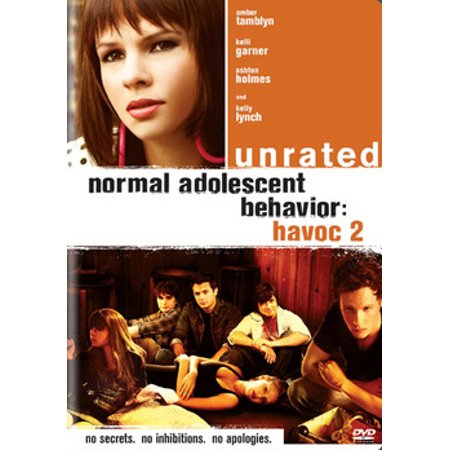 Havoc 2: Normal Adolescent Behavior (DVD) - Halloween Havoc 2