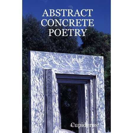 Concrete Poetry Halloween (Abstract Concrete Poetry -)