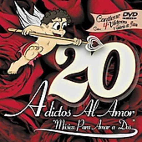20 Adictos Al Amor (Includes DVD)