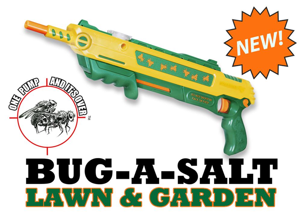 Bug-A-Salt Lawn & Garden 2.0 by SKELL INC.