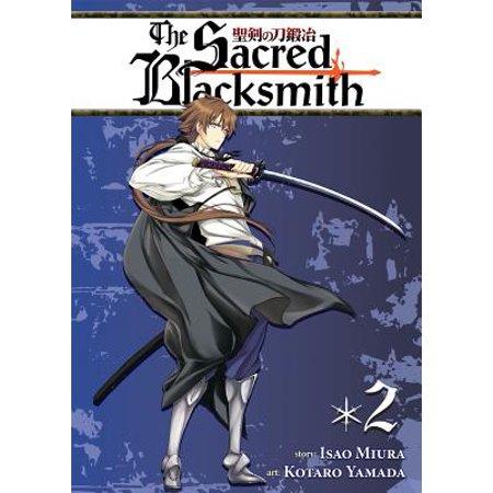 Blacksmith Two Light (The Sacred Blacksmith 2)