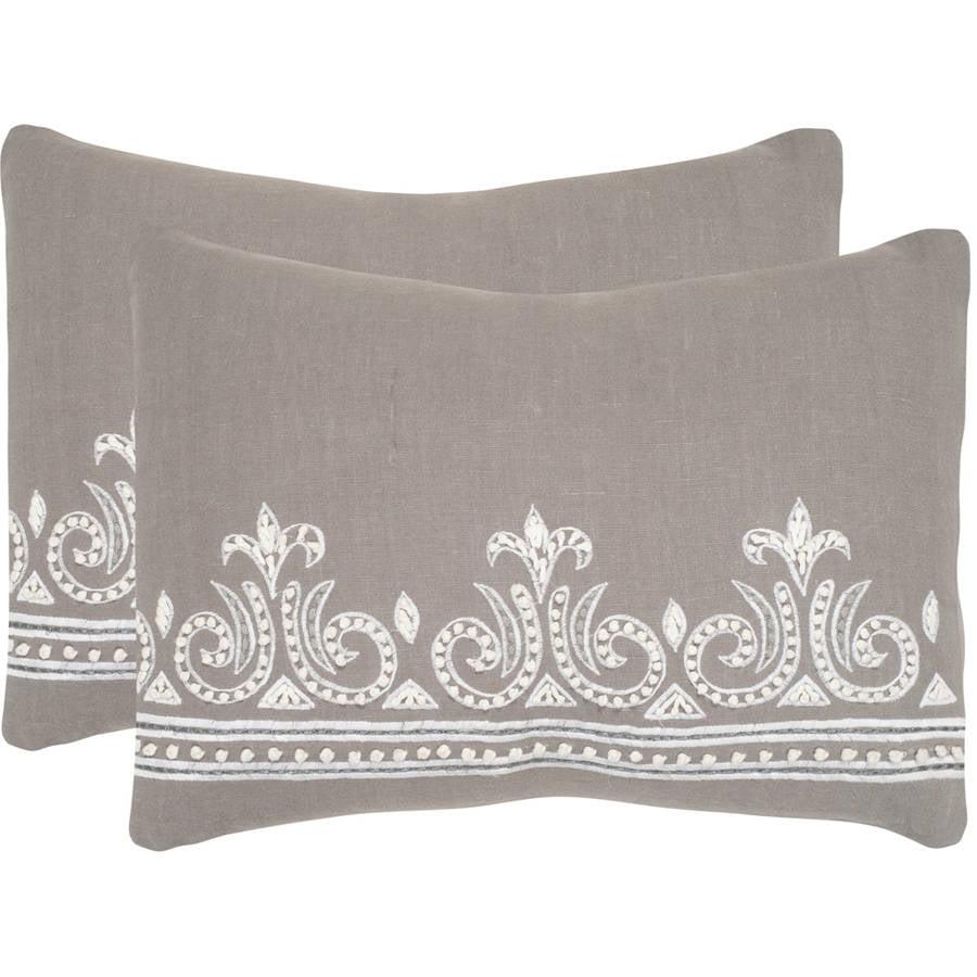 Safavieh Savoy Abstract Pillow, Set of 2