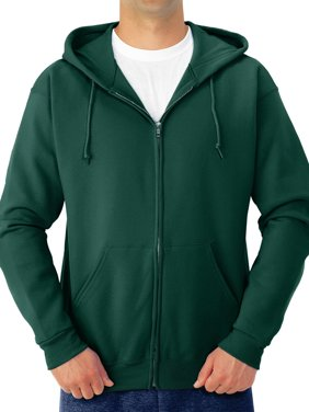 f0eaa632 Product Image Men's Soft Medium-Weight Fleece Full Zip Hooded Jacket