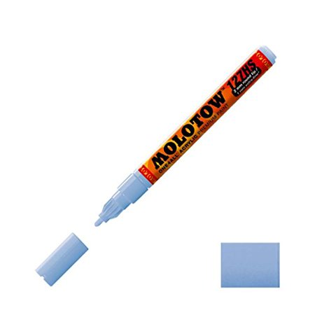 MOLOTOW 2mm Fine Tip Acrylic Pump Marker Ceramic Light Pastel