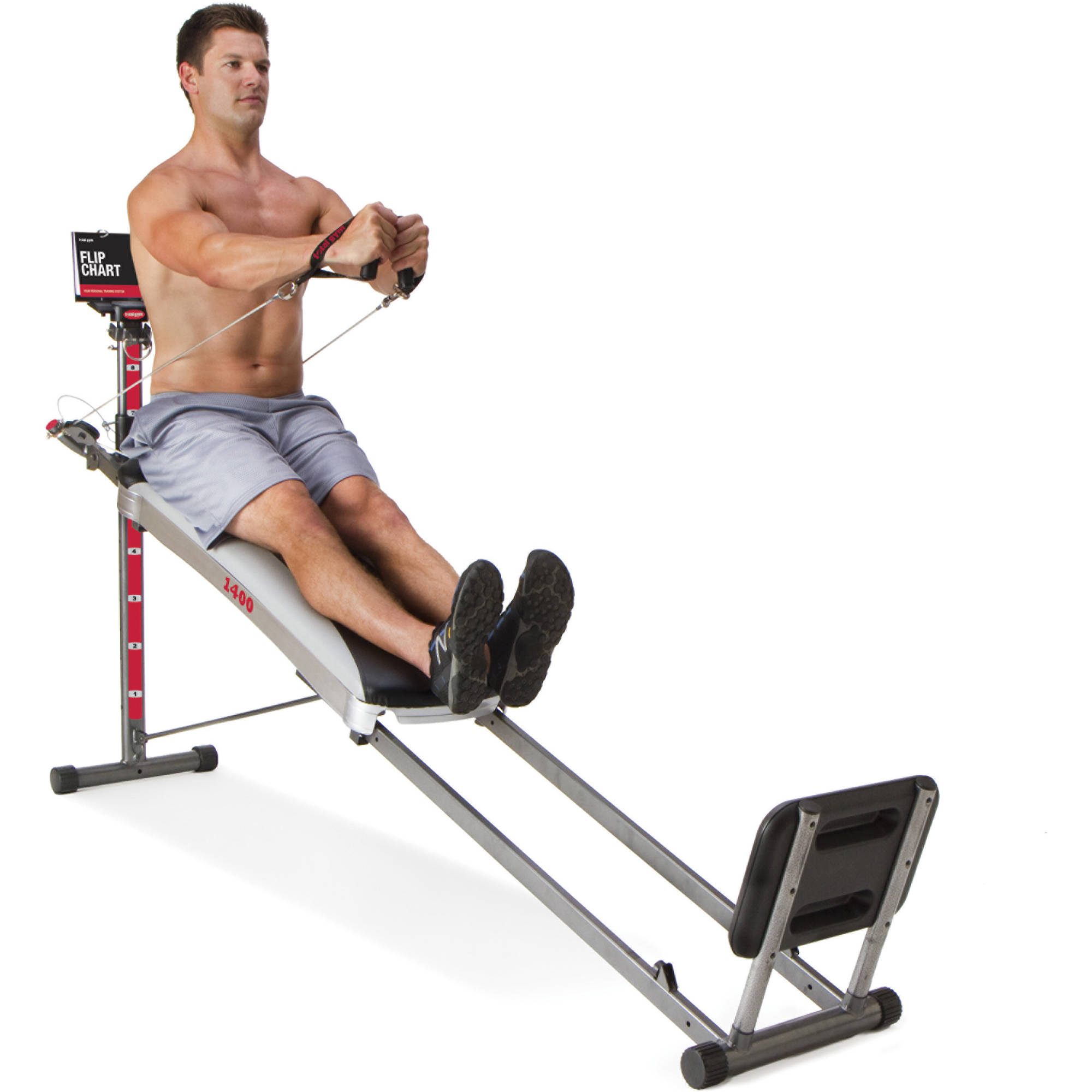 total workout machine reviews
