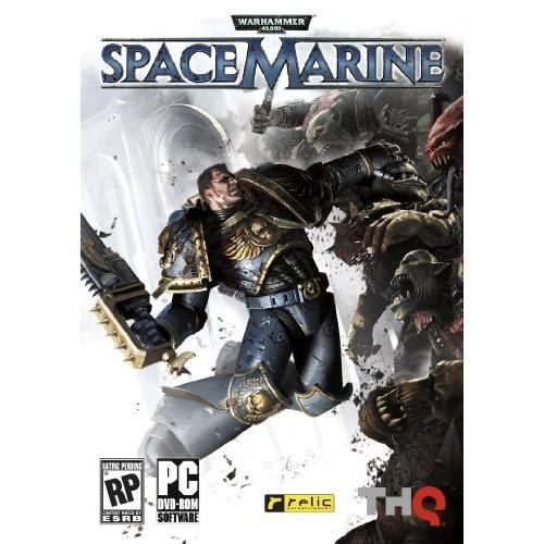 THQ Warhammer 40,000: Space Marine - Action/Adventure Game - DVD-ROM - PC