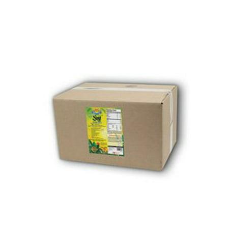 Natures Life - santé de protéines de soja non OGM, en poudre, vanille (encadré) 25lb