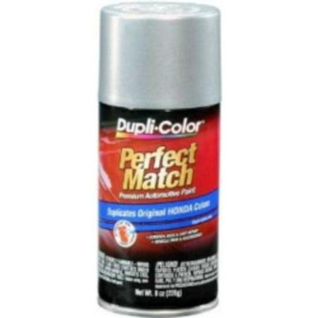 Krylon BHA0974 Perfect Match Automotive Paint, Honda Starlight Silver Metallic, 8 Oz Aerosol Can ()
