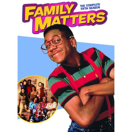 Family Matters: The Complete Fifth Season - Watch Family Matters Dog Day Halloween