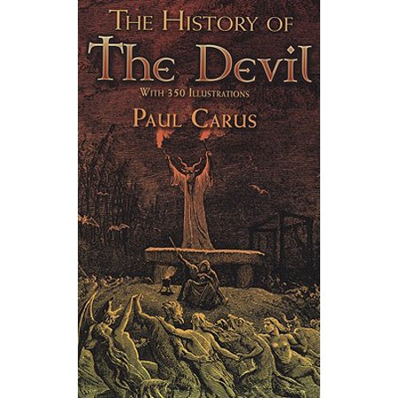 Dover Occult: The History of the Devil - Occult Origins Of Halloween
