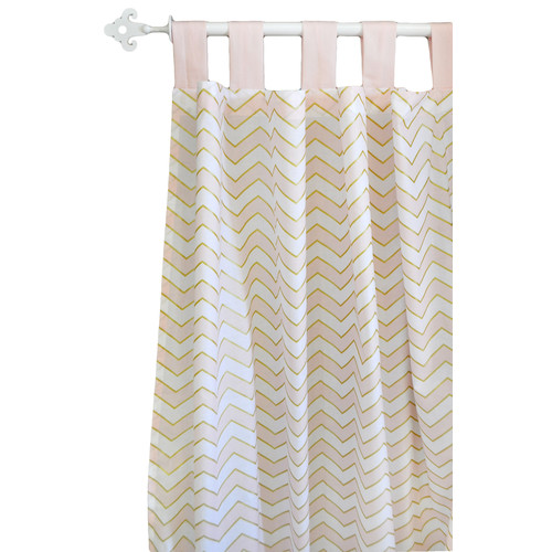 New Arrivals Rush Curtain Panels (Set of 2)