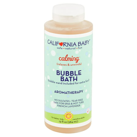 Calming Bubble Bath